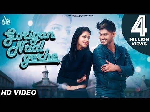 Goriyan Naal Gerhe (Official Video)   Gurnam Bhullar   Latest Punjabi Songs 2017   Jass Records