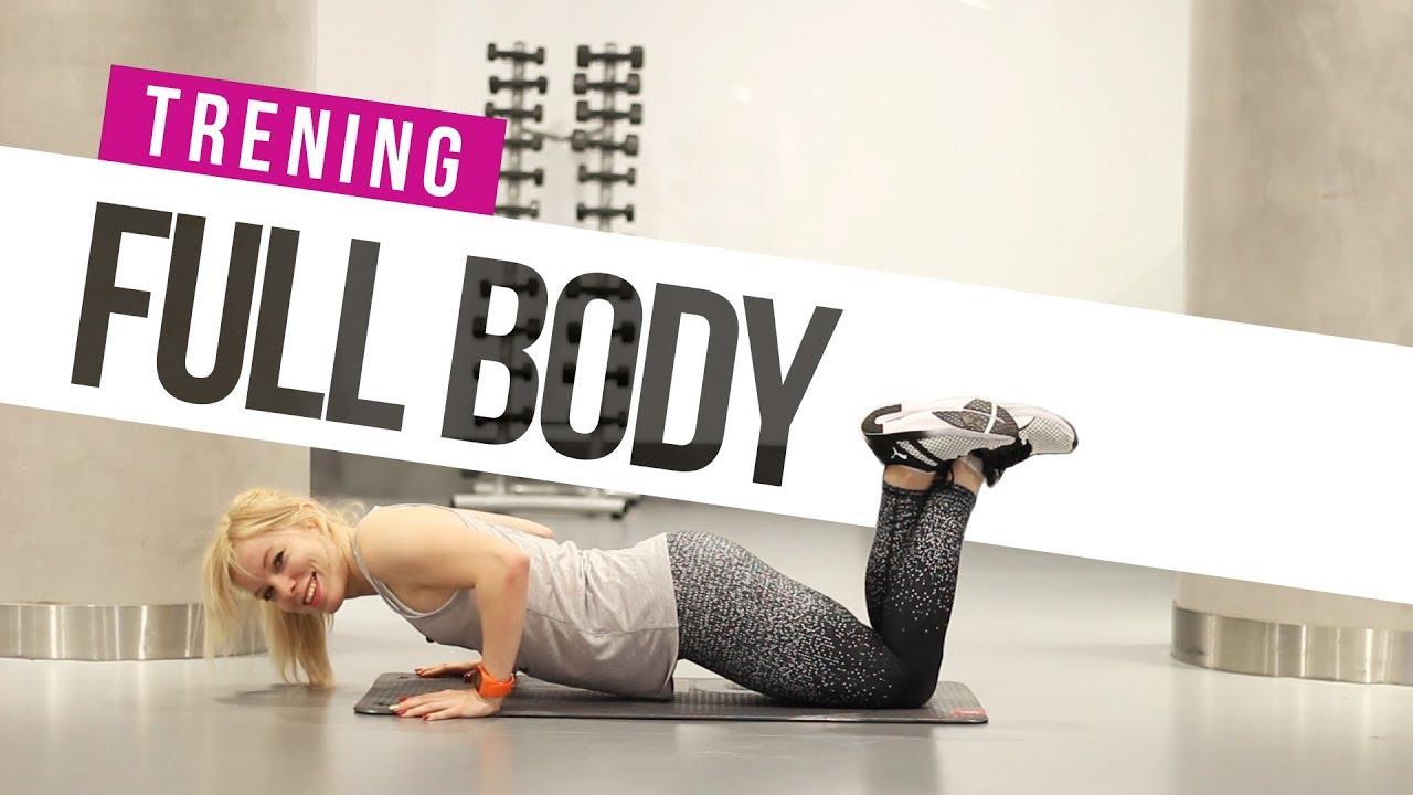 FULL BODY –  pełny trening na całe ciało | Codziennie Fit