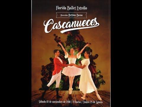 CASCANUECES FLORIDA BALLET ESTUDIO 2018