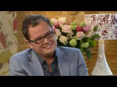 Alan Carr interview on This Morning - 18th June 2010