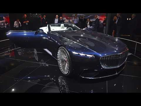 Frankfurt International Motor Show Impressions