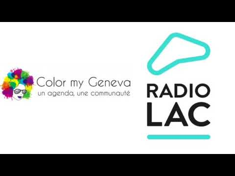 Interview de Color my Geneva sur Radio Lac 2018
