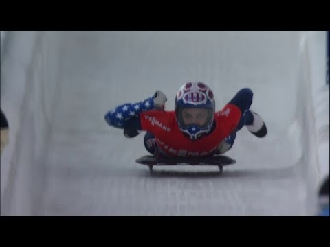 FIBT | Women's Skeleton World Cup 2013/2014 - Lake Placid Heat 2 (Race #1)