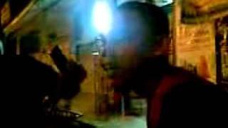 nyanyi lagu kluang man lirik merapu ntah ape ape ntah(cover)