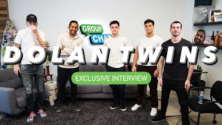 RISING TO FAME AT 15: DOLAN TWINS EXCLUSIVE INTERVIEW