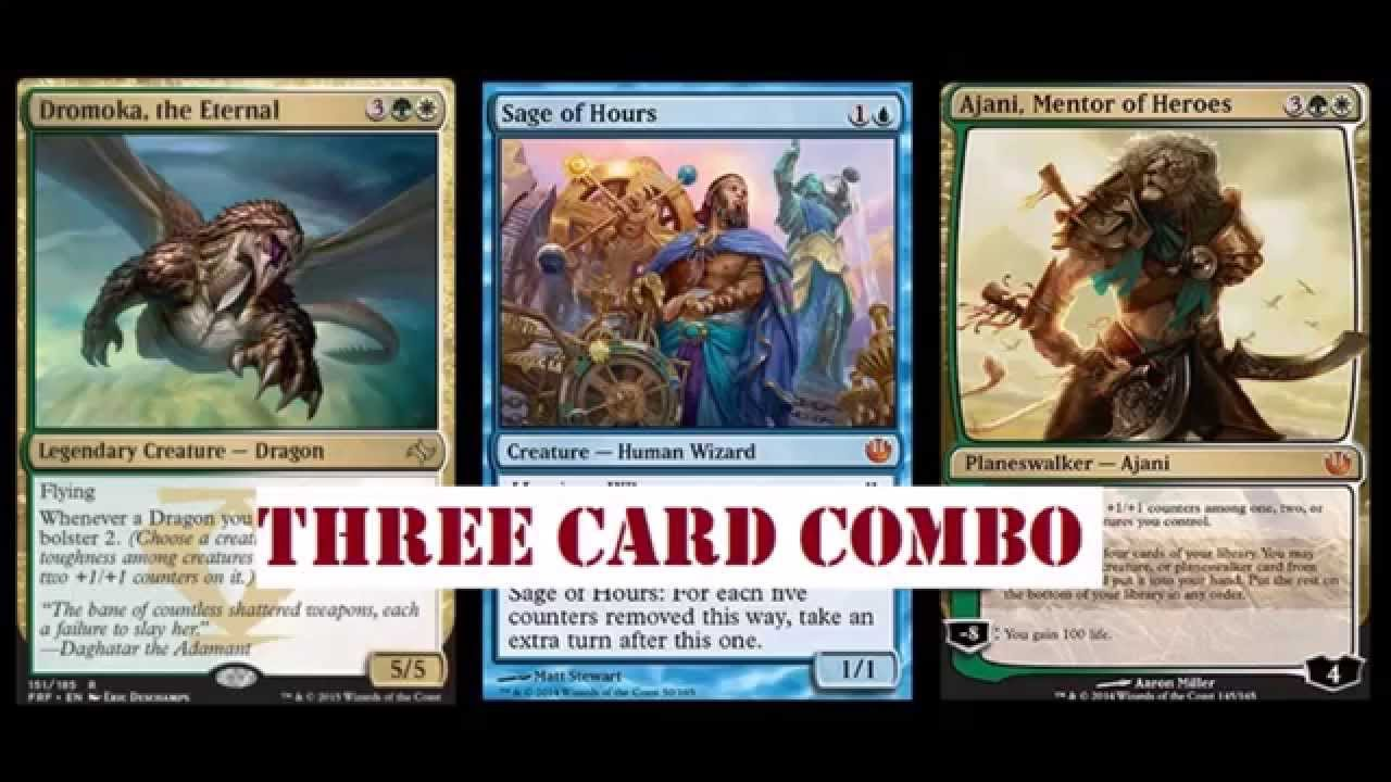3 Card Infinite Combo in Fate Reforged Spoilers