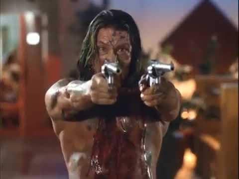 Danny Trejo vs Mickey Rourke | Point Blank (1998)