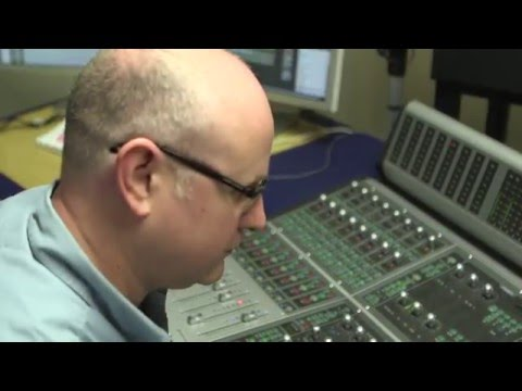 Studying a music technology degree course at Birmingham City University