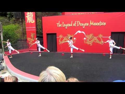 Nighttime Zoo: China Celebration Legend of the Dragon Mountain (Summer 2012)