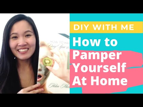 How To Have A Day Spa at Home by Helen Maree on Amazon DIY Health & Beauty Treatments
