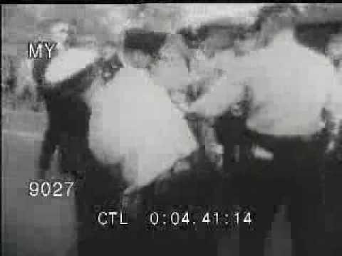 CIVIL RIGHTS PROTEST ALABAMA 1963
