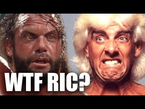 Stevie Ray - Randy Savage Wanted to Fight Ric Flair Backstage | Hulk Hogan, Sting & more!