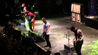 A Day To Remember - Better Off This Way (LIVE FULL HD Santiago de Chile 2014)
