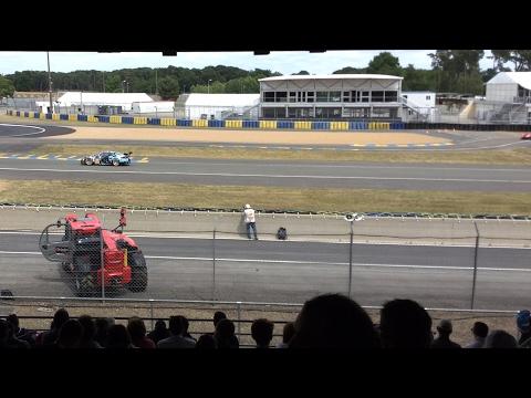 24 Heures Du Mans 2017 Journée Test 🏁
