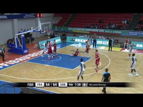 Abdoulaye N'Doye - 2016 FIBA U18 European Championship