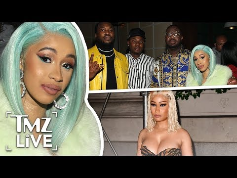 Rach On The Radio - Cardi B Is Collaborating with Meek Mill To Piss Off Nicki Minaj? [VIDEO]