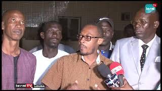 LOUGA - Ibrahima Diallo Responsable APR De Kébémer sur les sorties de Moustapha Diakhaté et cie...