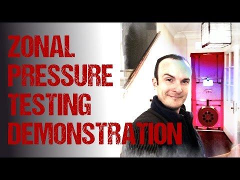 Beyond Blower Doors: Zonal Pressure Testing