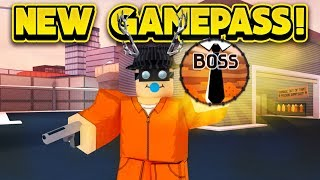 NEW CRIMINAL GAMEPASS NEXT UPDATE! (ROBLOX Jailbreak)