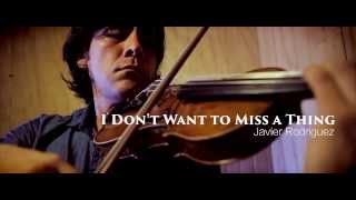 Download lagu I Don't  Want to Miss a Thing (Violin)
