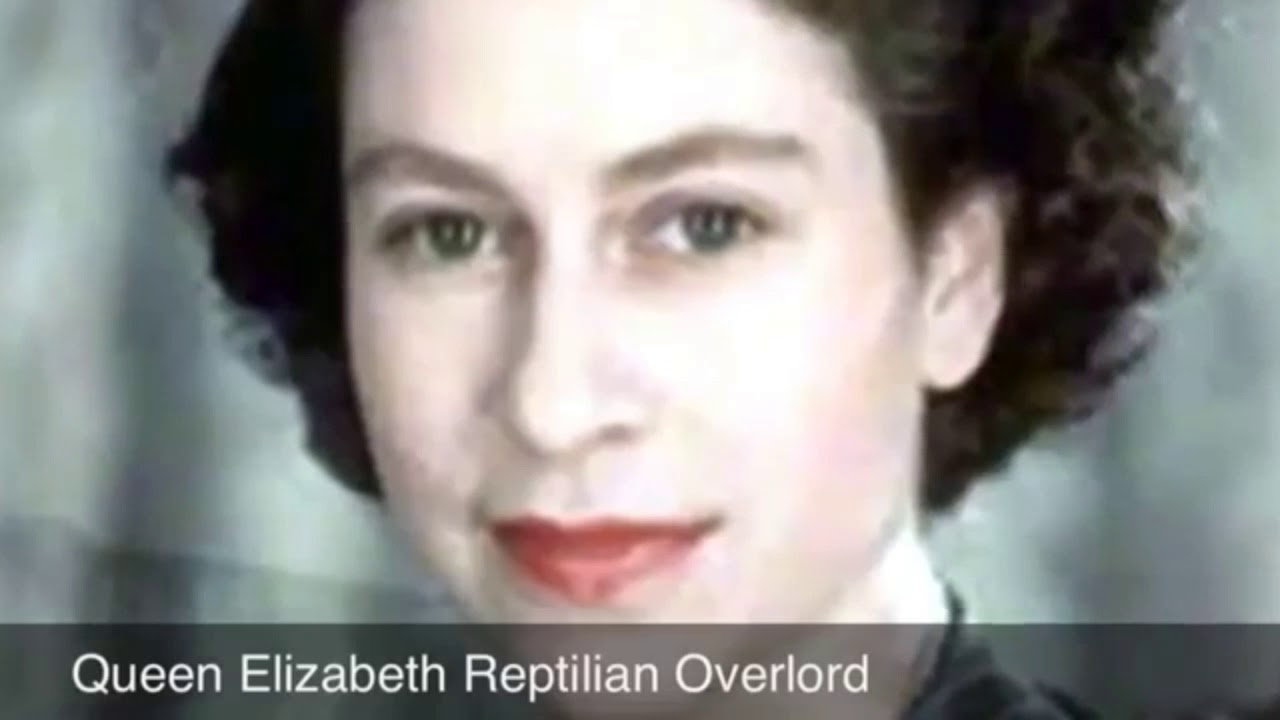 Best Proof of Reptilian Shapeshifters Queen Elizabeth & more