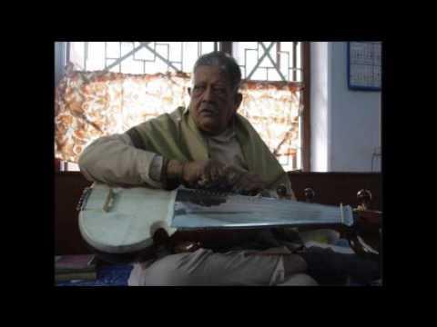 Pt Buddhadev Das Gupta - Raag Kukubh Bilawal