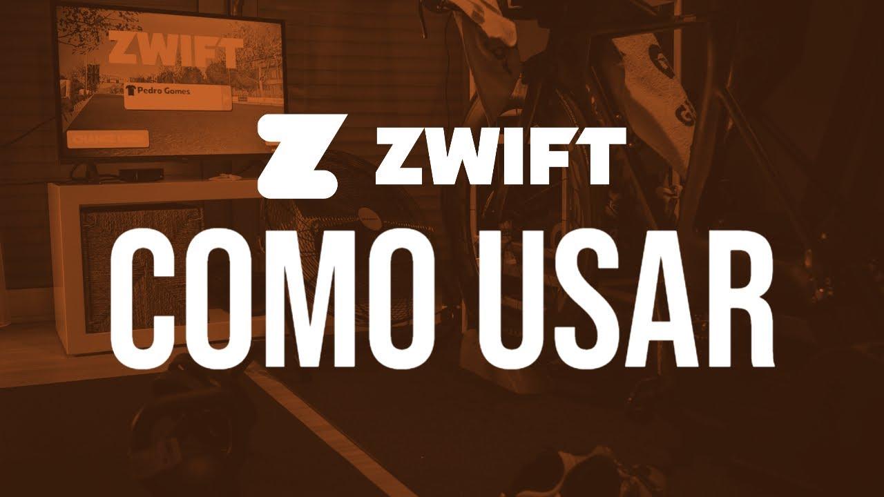 O que é o Zwift? Um pequeno insight | Treino Triatlo