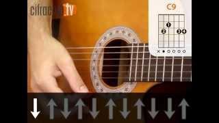 Lágrimas de Chuva - Kid Abelha (aula de violão completa)