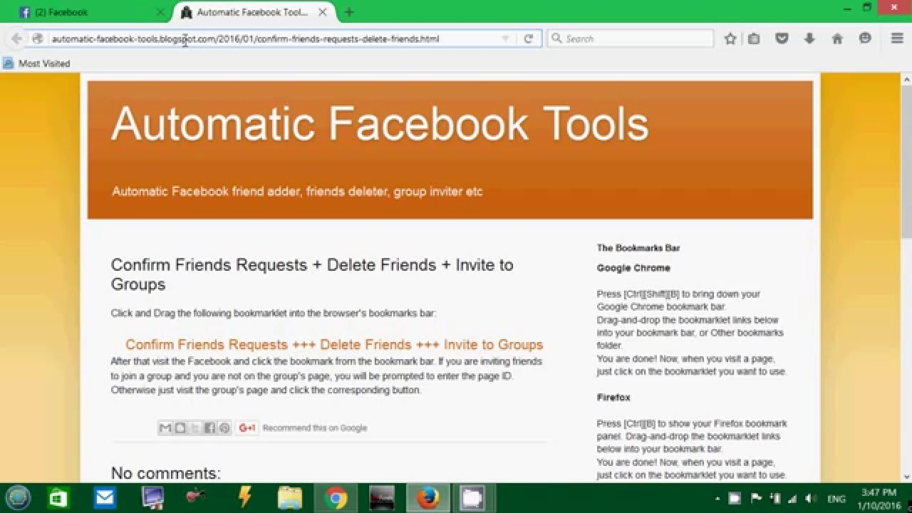 Facebook mass friends add mass friends delete mass group facebook mass friends add mass friends delete mass group invite 2016 no download needed safe youtube ccuart Choice Image