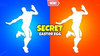 *NEW* Secret Easter Egg..! (Slap Happy V2) Fortnite Battle Royale