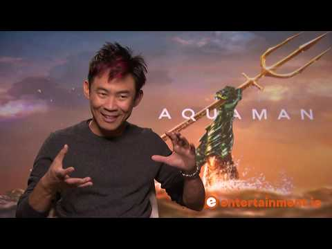 James Wan Talks Aquaman And Why There Won't Be An Extended Cut