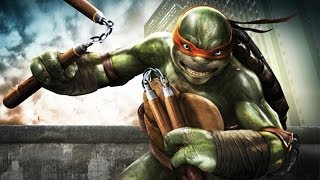Teenage Mutant Ninja Turtles Out of the Shadows Launch Trailer (PSN)