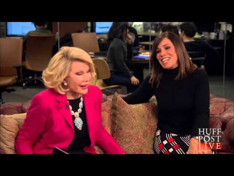 Joan Rivers: I'm 'Pregnant' With Ray J's Baby
