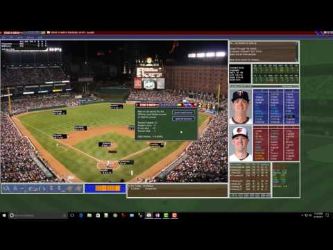 Strat O Matic Baseball 2017 Youtube