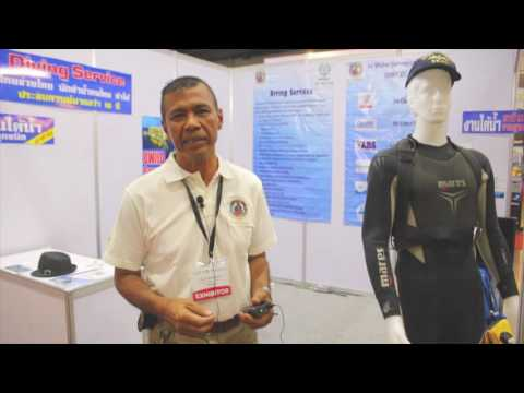 Thailand Marine & Offshore Expo (TMOX) 2016 Highlight