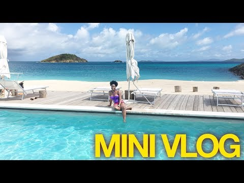 VLOG: CANAOUN, ST  VINCENT & THE GRENADINES || MY CROWN OF CURLS