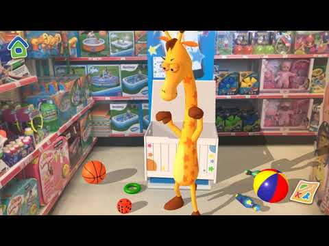 Toys R Us Play Chaser App Geoffrey Entrance