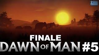 Dawn of Man gameplay/walkthrough! Greek Commentary | Ελληνικό παιχν...