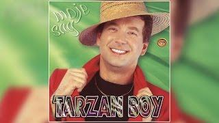 Tarzan Boy Czerwona Róża