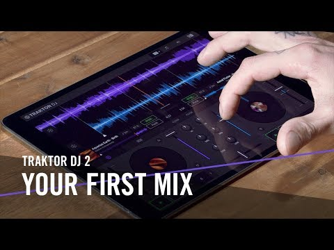 Traktor DJ 2 for iOS, macOS and Windows — yours for free