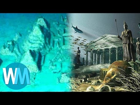 Top 10 Deep Sea Mysteries That Will Freak You Out
