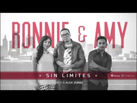 Sin Limites   Ronnie y Amy ft  Alex Zurdo Prod. Angel Cano