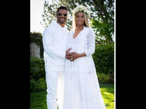 Inside Ciara And Russell Wilsonu0027s Extravagant Co Ed Baby Shower