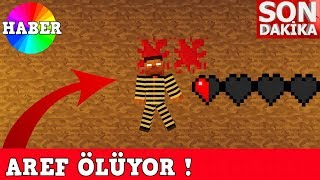 ZENGİN VS FAKİR #59 - Aref Ölüyor (Minecraft)