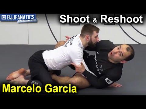 Shoot and Reshoot - BJJ Training by Marcelo Garcia