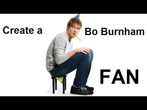 5 Bo Burnham Songs to Show Your Friends [Create a Fan]