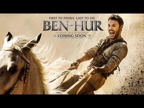 Ben-Hur   Primer Trailer   Paramount Pictures México Dubbed