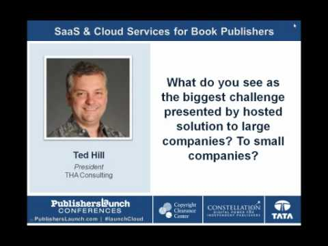 An Introduction to SaaS and Cloud Services for Book Publishers