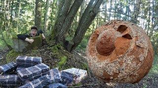 Обнаружил ЗОЛОТО в лесу! Найти такую находку это счастье!