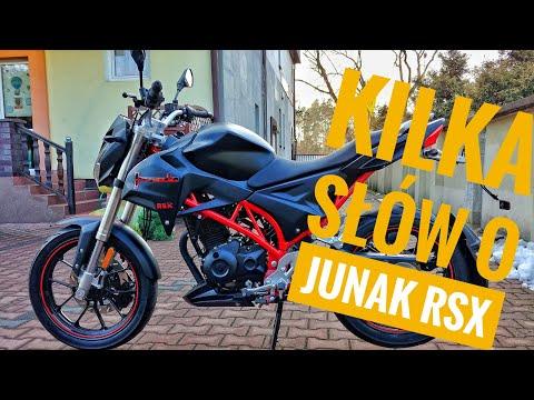 Następca Junaka RS125, Kilka Słów O RSX125 No.28